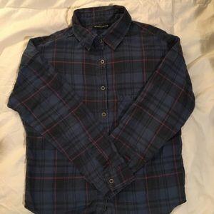 Brandy Melville Flannel (worn)